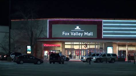 layout of fox valley mall fox valley mall enforcing parental escort rule after