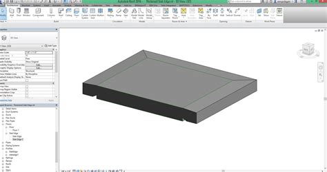 revit tutorial slab edge solved thickened slab quot could not create slab edge
