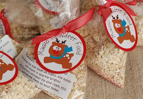 reindeer food craft project how to make your before magical healthy