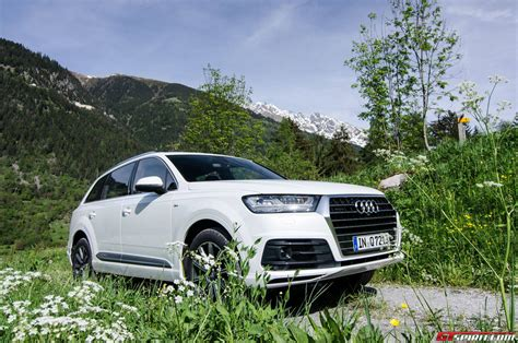 Review Of Audi Q7 by 2016 Audi Q7 Review Gtspirit