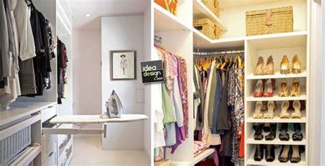 come organizzare cabina armadio organizzare una cabina armadio in un piccolo appartamento