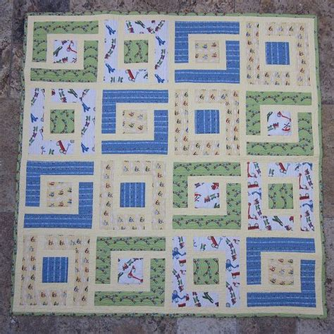 Boy Quilt Pattern by Baby Boy Quilt Patterns For Beginners Of