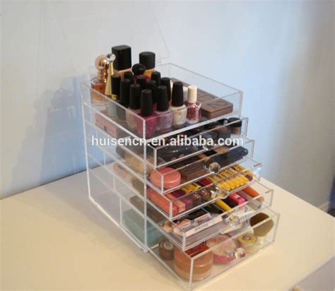 Cheap Makeup Organizer Drawers by Wholesale Acrylic Makeup Organizer With Drawers Buy Make