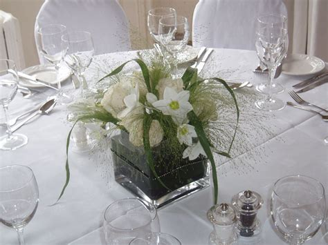 Blumengestecke Hochzeit by Wedding Arrangements Decoration