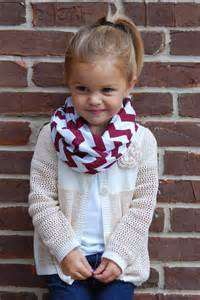 Infinity Scarves For Toddlers Mustard Chevron Toddler Infinity Scarf Chevron Scarves