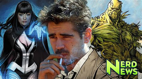 justice league film rumours justice league dark movie rumors our fan casting youtube