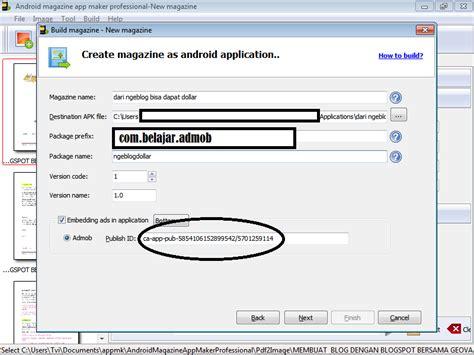 cara membuat aplikasi quran android cara membuat aplikasi android berbentuk ebook part ii