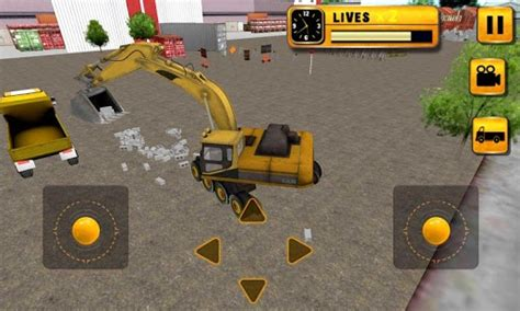 excavator simulator apk heavy excavator simulator apk for windows phone android and apps