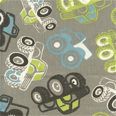monster truck curtains off road mantis macon drapery fabric by premier prints 36608