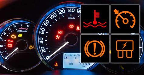 Audi Armaturenbrett Symbole by Kontrollleuchten Im Auto Adac