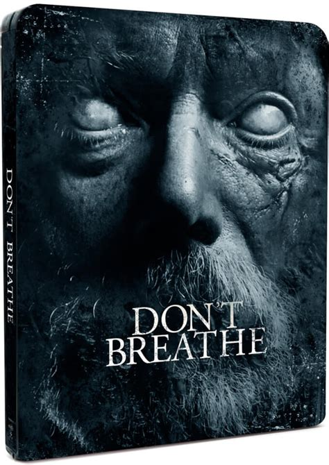 don t move don t breathe books don t breathe limited edition steelbook zavvi