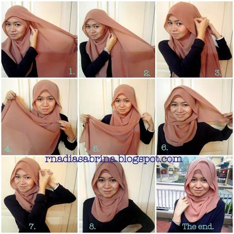 tutorial pashmina cover chest 135 best images about hijab shawl styles remember to