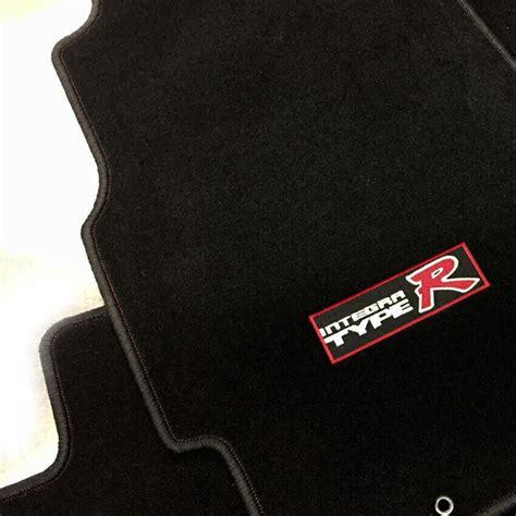 Integra Type R Floor Mats by Genuine Honda Integra Type R Dc2 Itr Floor Mats Jdmaster