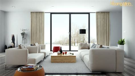 contemporary lounge nordic interior design