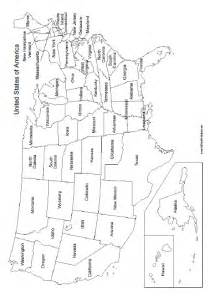 united states map state names printable united states map with states names free printable