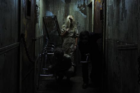 screams haunted house ocean city screams frightfind