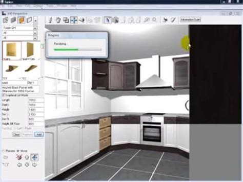 planit kitchen design software ten minute kitchen design in fusion youtube