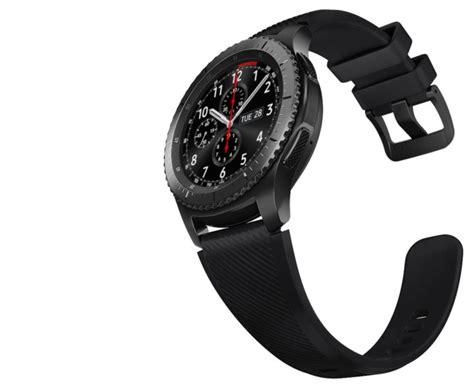 Smartwatch Gear S3 samsung tricks out gear s3 smartwatch with a 64 bit chip pcworld