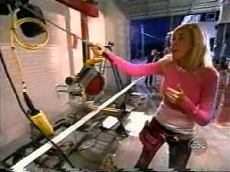 Small Garage Organization Ideas - willy s auto shop home garage garagetek on extreme home makeover episode youtube