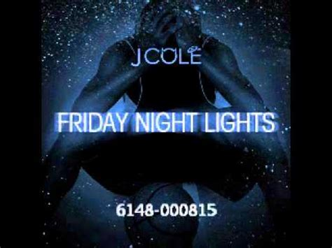 Friday Lights Mixtape by J Cole West Tickets 2017 J Cole Tickets West Ca In California