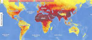 Air Quality Map World by Maps Mania The Worldwide Air Pollution Map