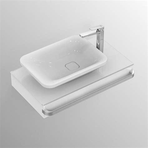 mensola per lavabo appoggio mensole e piani d appoggio per il lavabo cose di casa