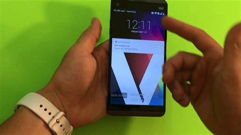 how to get android out of safe mode how to get lg v20 in out of safe mode jpg android tricks tutorials