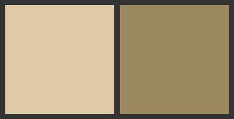 Colors That Go With Light Brown by Clark And Kensington Paint Color Chart Brown Hairs