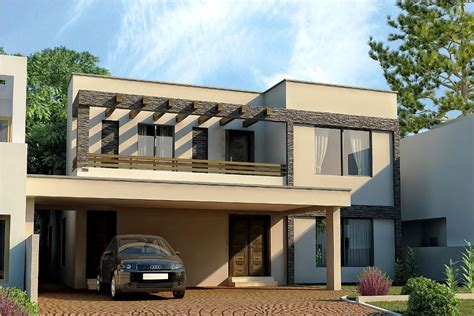 White Ultra Modern Contemporary House Plans MODERN HOUSE