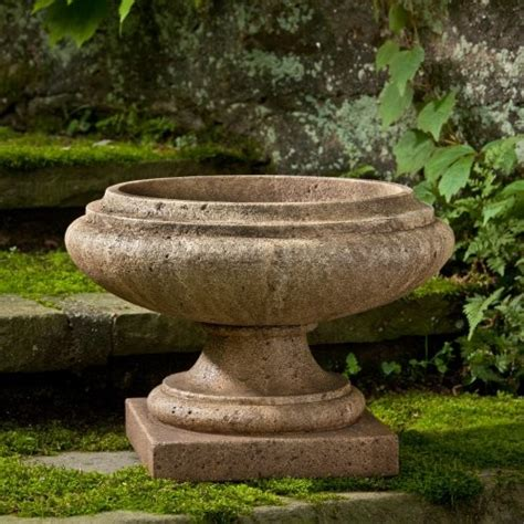 Garden Urns Planters by Cania International Marella Cast Urn Planter