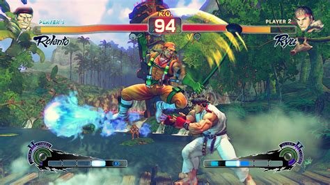 Bd Ps4 Fighter5 Spesial Shoryuken Edition ultra fighter iv on ps3 official playstation