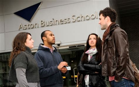 Aston Uk Mba by Why Mba Aston Business School Uk Businessbecause