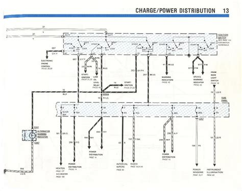 92 mustang motorcraft alternator wiring diagram 1973 vw