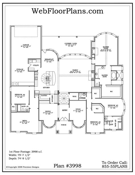 best rambler floor plans 264 best rambler floor plans images on