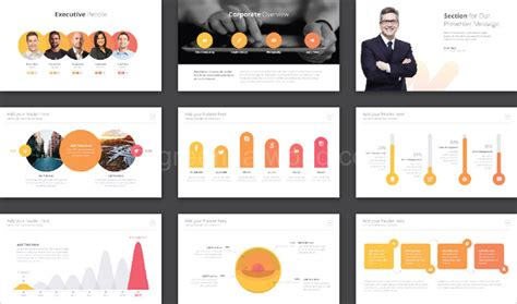 company presentation template madrat co