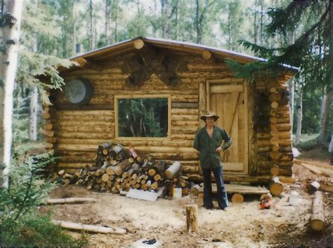 Hunting Cabin Plans by The Beginning Frontier Home Living Off The Grid