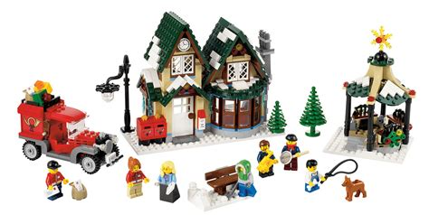 Winter Post Office by Lego 10222 Winter Post Office Vanaf 70 00
