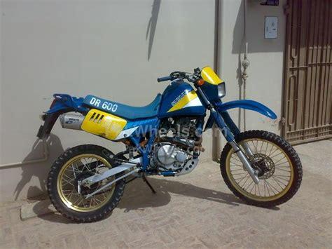 Suzuki Dirt Bikes For Sale Suzuki Dr 600 Dirt Bike For Sale Bahawalpur 140659