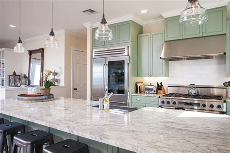 White Kitchen Island Breakfast Bar 23 beautiful beach style kitchens pictures designing idea
