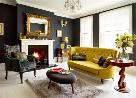 Interior Design Black Walls by How To Get A Luxury Interior Design With Black Walls