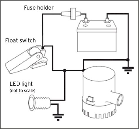 automatic bilge wiring diagram automatic free