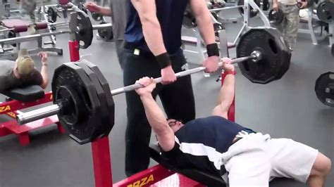 bench press competition rules 335lb bench press 2x bodyweight 165 lbs youtube