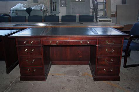 kimball president pedestal desk ebay