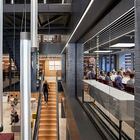 Interior Designers Nyc gensler new york moves into smart office press releases