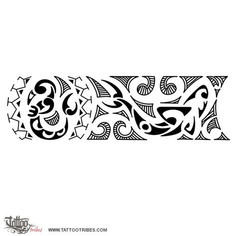 polynesian wristband tattoo designs of polynesian wrist band new start strength