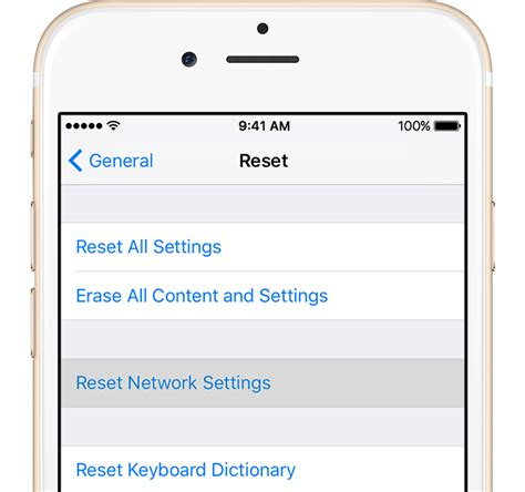 network reset on iphone if your iphone ipad or ipod touch won t connect to a wi