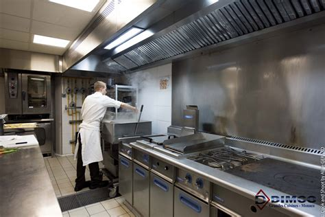 fabricant cuisine professionnelle equipements restauration collective