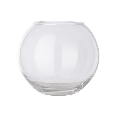 Glass Bowl Vase Asda pin by thornley on our wedding