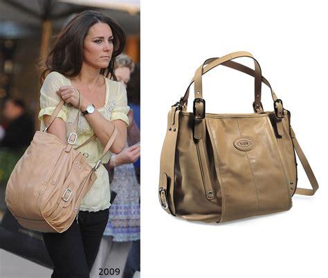 G Bag kate carrying tod s g bag sacca hobo which she has