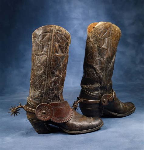 mens cowboy boots with spurs cowboy boots with spurs for www pixshark